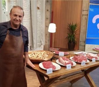 Arri Coser ensina a escolher os melhores cortes de carne
