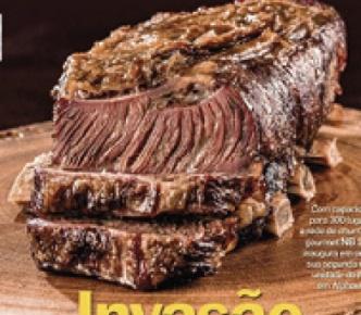 NB Steak é capa da Revista Viva/SA