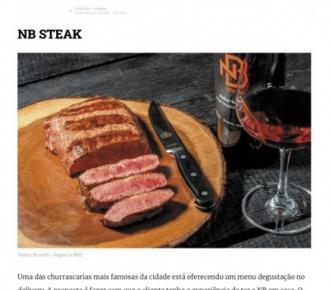 NB Steak é listado entre os seis restaurantes de Porto Alegre que apostam no serviço de delivery próprio