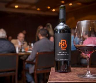 NB Malbec Reserva chega para incrementar portfólio de vinhos com marca própria da rede NB Steak