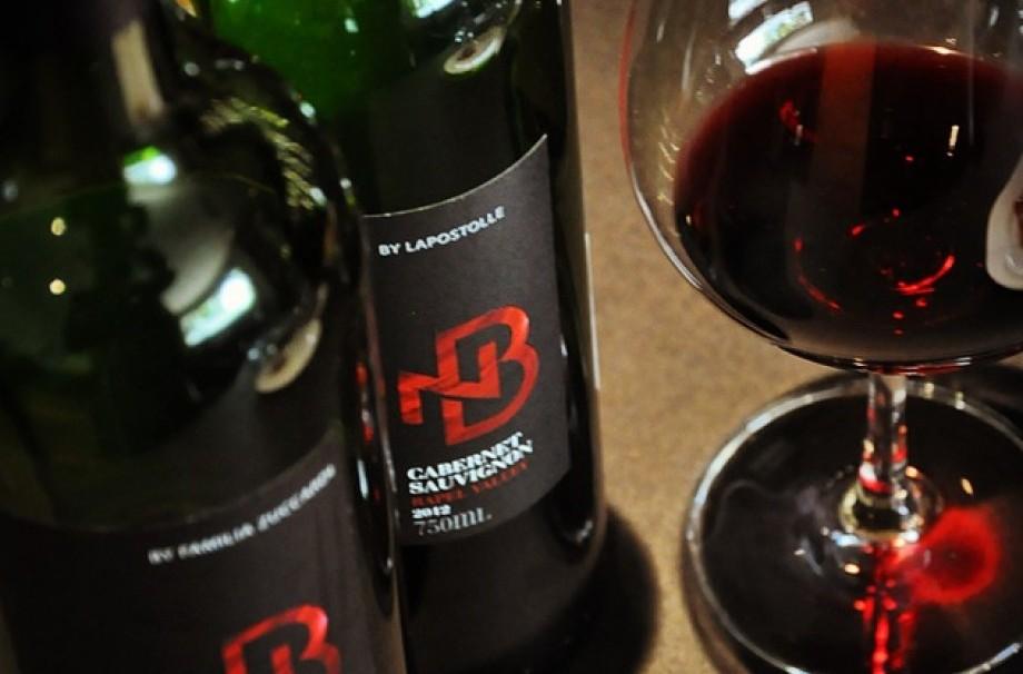 NB Steak lança rótulos de vinho