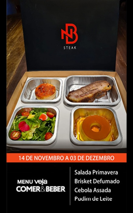 Menu Santander Comer & Beber